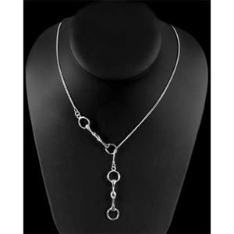 KK Bit Lariat Necklace