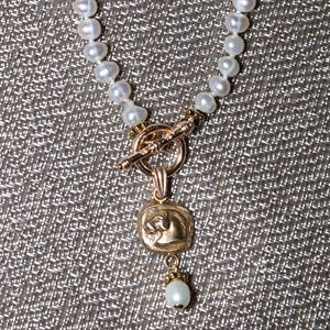 Petite Pony Necklace