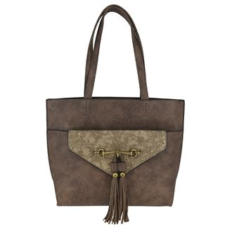 Liz Soto Lisa Convertible 2-in-1 Tote