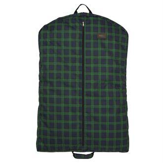 Dover Saddlery® Plaid Garment Bag