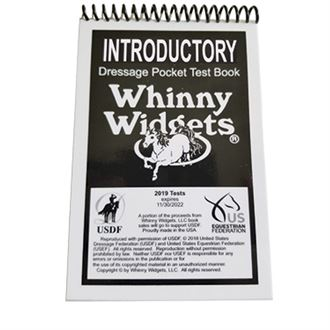 Whinny Widgets Pocket Test Books 2015