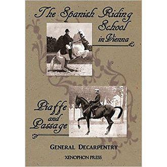 The Spanish Riding School in Vienna - Piaffe &Passage