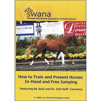 How to Train and Present Horses In-Hand and Free Jumping