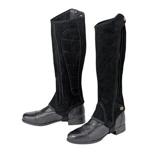 Ovation® Precision Fit Suede Half Chaps