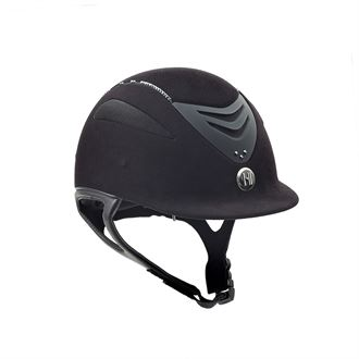 One K™ Defender Bling Suede Helmet**