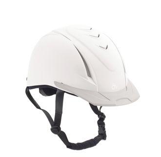 Ovation Competitor Comfort Lightweight Helmet Black U-5BLK
