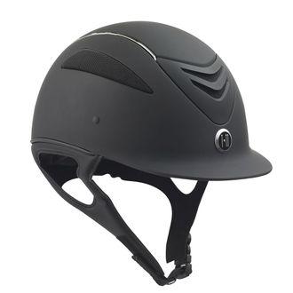 One K™ Defender Chrome Stripe Helmet**
