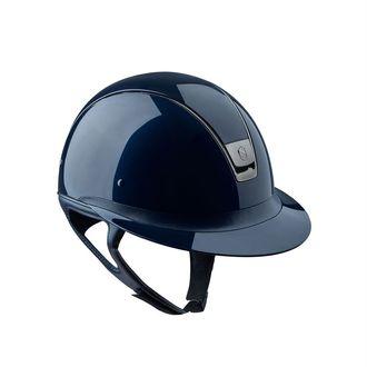 Samshield® Miss Glossy Blue Helmet**