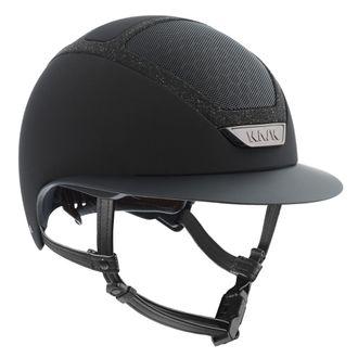 KASK Dogma Star Lady Helmet** - Silver Swarovski®