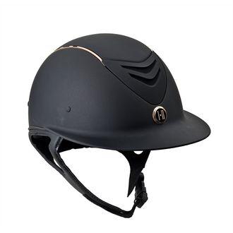 One K™ Defender Avance Rose Gold Wide Brim Helmet