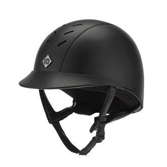 Charles Owen AyrBrush Round Fit Helmet**