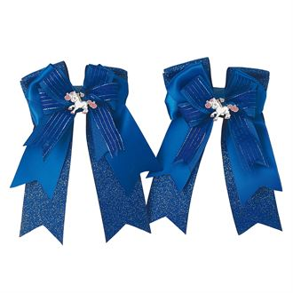 Belle & Bow Equestrian Hair Bows