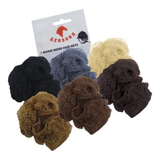 Aerborn Hair Nets - 2 Pack