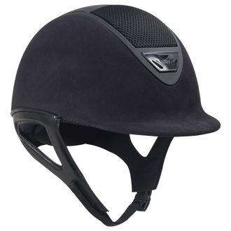 IRH® IR4G XLT Suede Helmet with Matte Vent