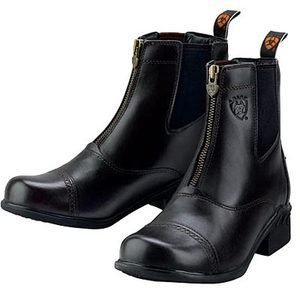 Ariat® Ladies Heritage III Round Toe Zip Paddock Boots