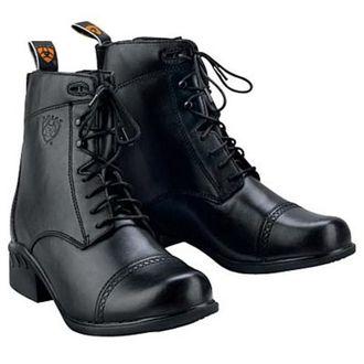 Ariat® Ladies Heritage III Round Toe Lace Paddock Boots