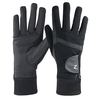 Horze Ladies' Winter Gloves with Cuff