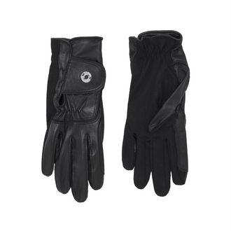 Dover Saddlery® Leather Hybrid Show Gloves