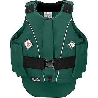 Charles Owen Custom JL9 Body Protector