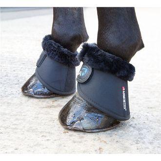 ARMA Fleece-Trimmed Bell Boots