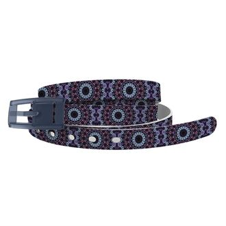 C4 Skinny Belt with Buckle