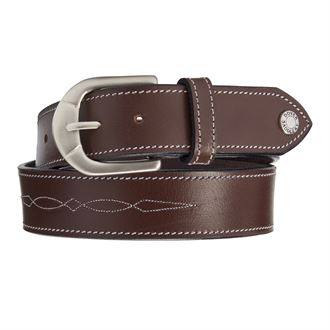 Riding Sport® by Dover Saddlery® Fancy-Stitched Belt