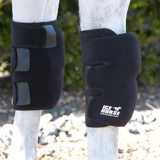 Ice Horse® Knee Wraps - Pair