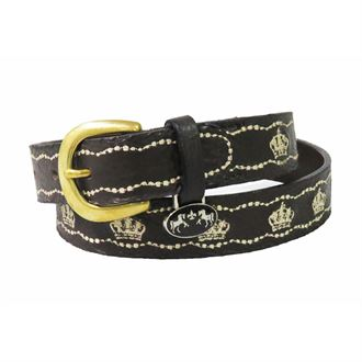 Equine Couture™ Childrens Cacey Leather Belt