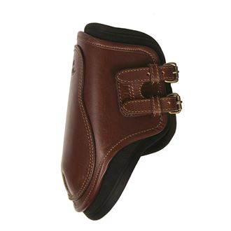 Majyk Equipe® Leather Hind Boot with Removable Impact Liners (Buckle Closure)