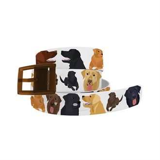C4 Animal Belt with Buckle