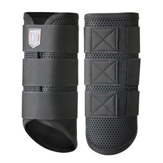 Horze Impact Flexi Strike Guard Hind Boots