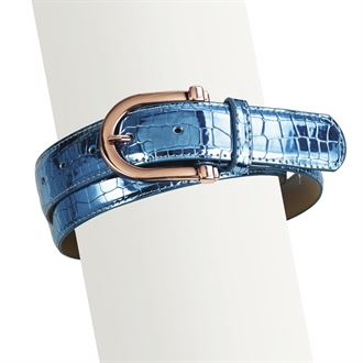 Ovation® Ladies' Metallic Belt
