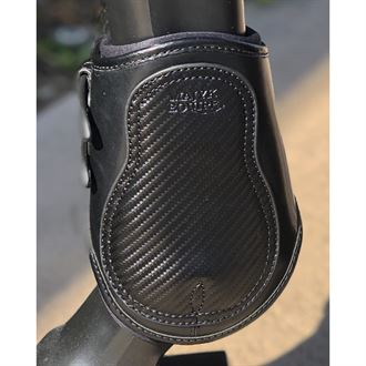 Majyk Equipe® Estrella Carbon Leather Fetlock Boots