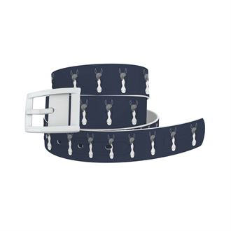 C4 Dover Saddlery® Exclusive Print Belt with Buckle