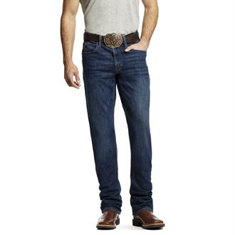 Ariat® Men's M1 Vintage Stretch Legacy Stackable Straight Leg Jean in Quest