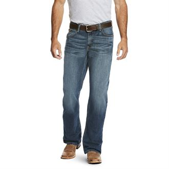 Ariat® Men's M4 Stretch Legacy Boot Jean