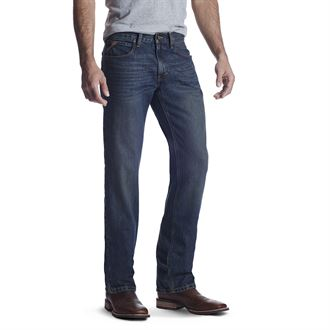 Ariat® Men's M5 Slim Legacy Stackable Straight Leg Jean in Swagger