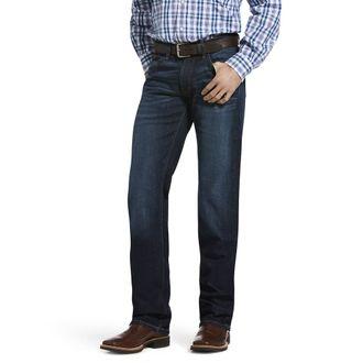 Ariat® Men's M5 Slim Stretch Legacy Stackable Straight Leg Jean in Durham