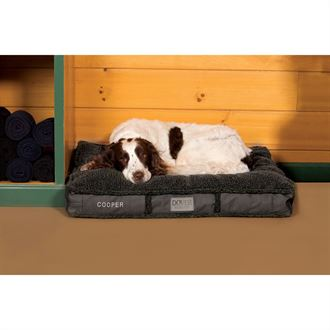 Dover Saddlery® Large Rectangle Dog Bed