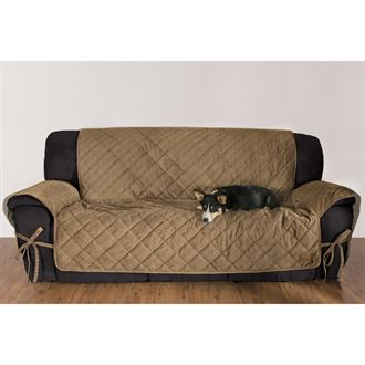 Dover Saddlery® Large  Bit-by-Bit™ Dog-Proof Couch Protector