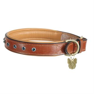 Shires Digby & Fox Diamanté Dog Collar