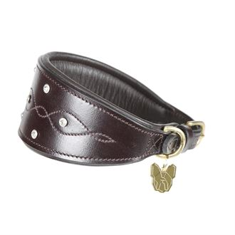 Shires Digby & Fox Diamanté Greyhound Collar