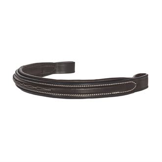 Dover Saddlery® Build-A-Bridle™ Fancy-Stitched Browband