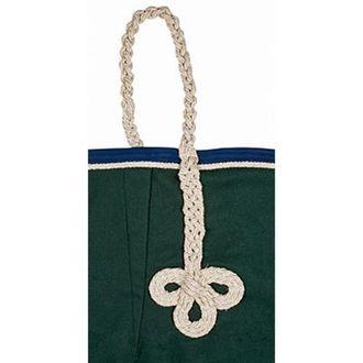 Saratoga Custom Braided Tail Cord with Hip Ornament
