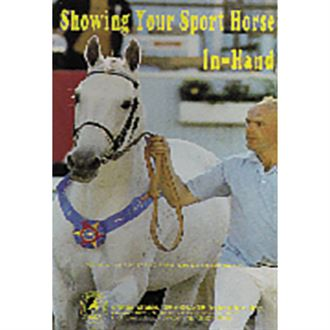 Showing Your Sport Horse In-Hand DVD