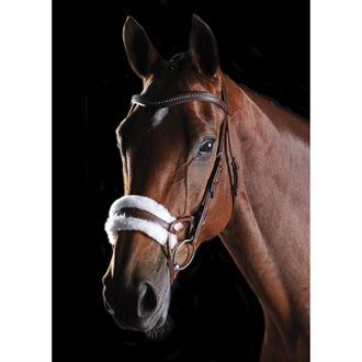Collegiate® ComFiTec™ Sheepskin Bridle