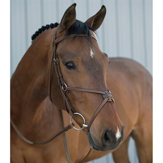 Dover Saddlery® InDulge™ Figure-8 Bridle