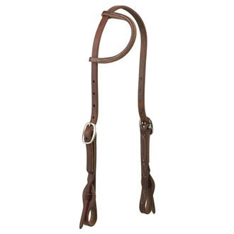 Weaver Leather® Working Tack Quick Change Sliding Ear Headstall