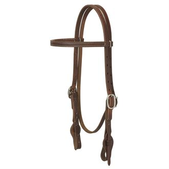 Weaver Leather® Working Tack Quick Change Browband Headstall