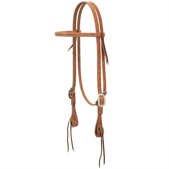 ProTack® Pineapple Knot Browband Headstall